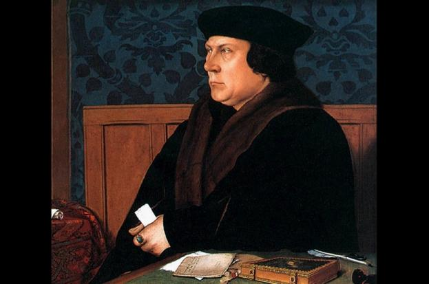 Cromwell by Holbein